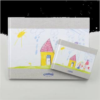 Emma's Book Pocket (im Vergleich mit L)